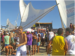 19 Regata de Pontal de Maceió: a festa popular