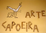 Arte capoeira do Carlinhos