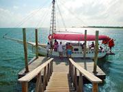 Rio Jaguaribe : Passeio de barco - Fortim - CE